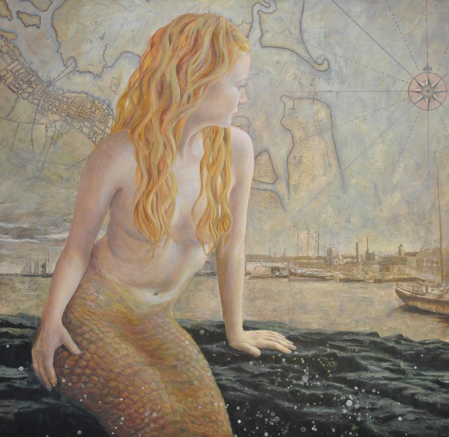 Starbuck's Siren of the Sea