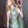 Mermaid on Driftwood